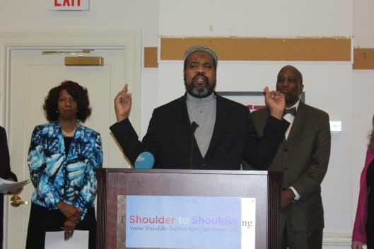 UMC Jihad Ads press conference
