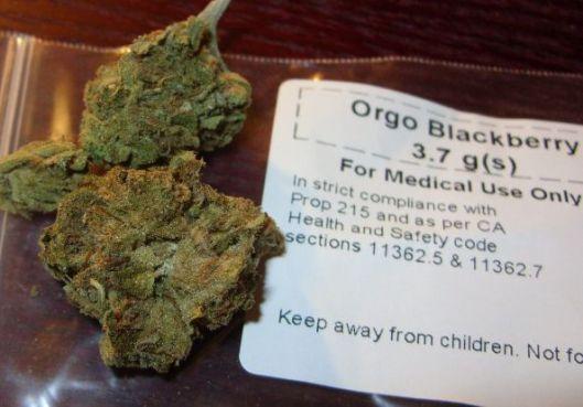 Marijuana, medical marijuana