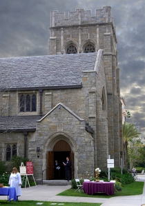 All Saints' Episcopal Church in Pasadena, California is one of the more prominent parishes in the Episcopal Church, well known for its liberal political advocacy.