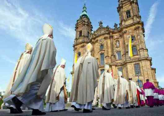 Bishops in Germany.