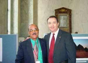 Rep. Franks and Nuraddin Mannan, The Nubia Project. Muslim Brotherhood rule is also a threat to the Nubians of Sudan's far north.