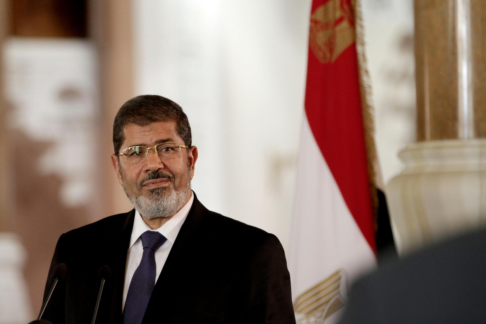 Mohammed Morsi, President of Egypt