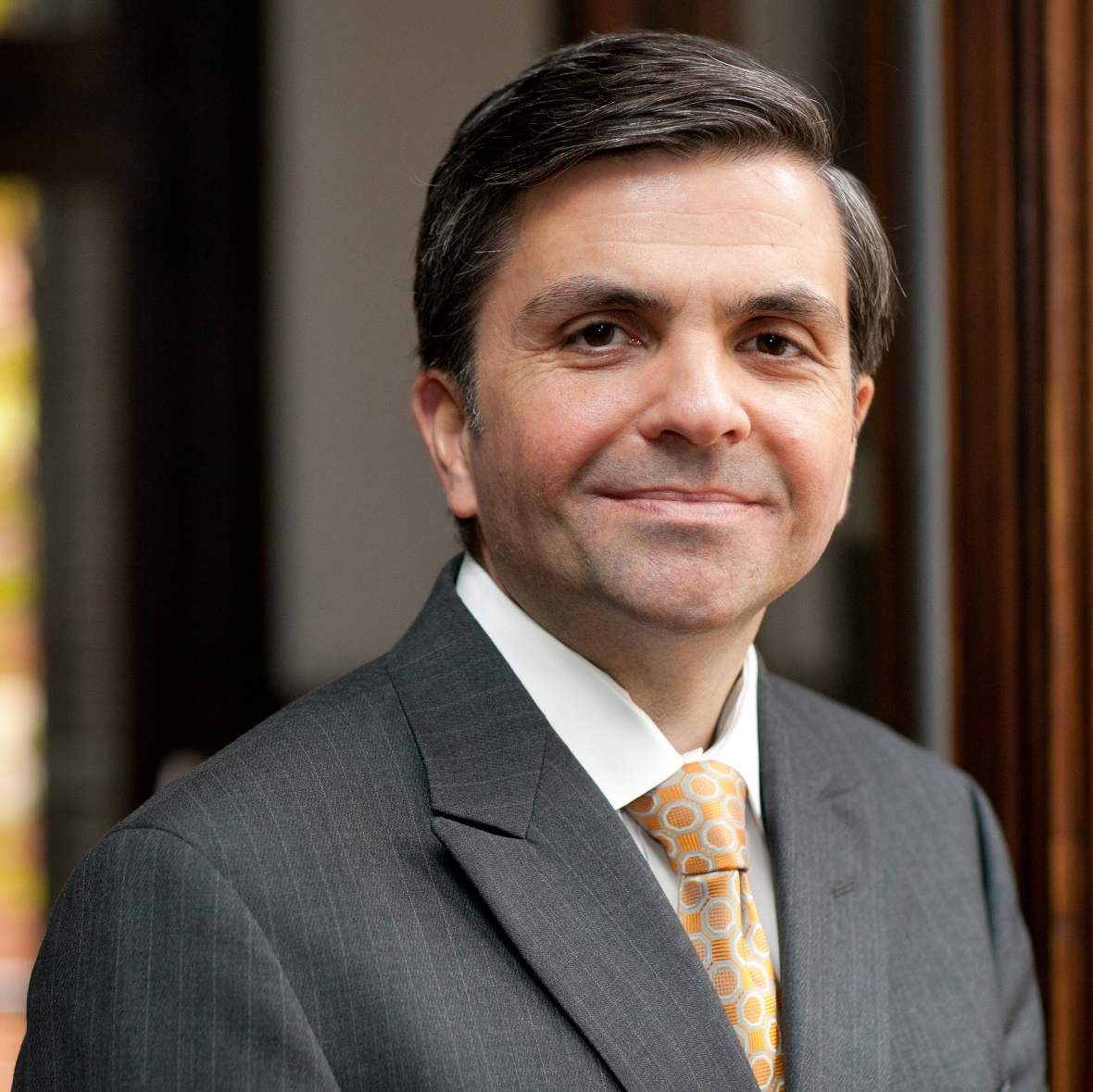 Mark Tooley - Institute on Religion and Democracy President