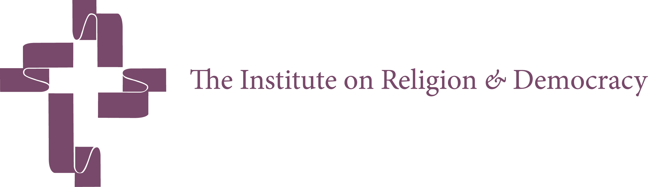 Institute on Religion and Democracy Cross