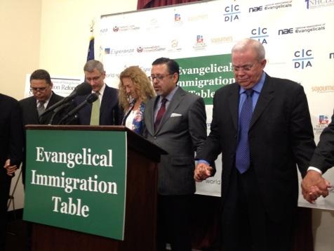 Immigrtation Evangelists