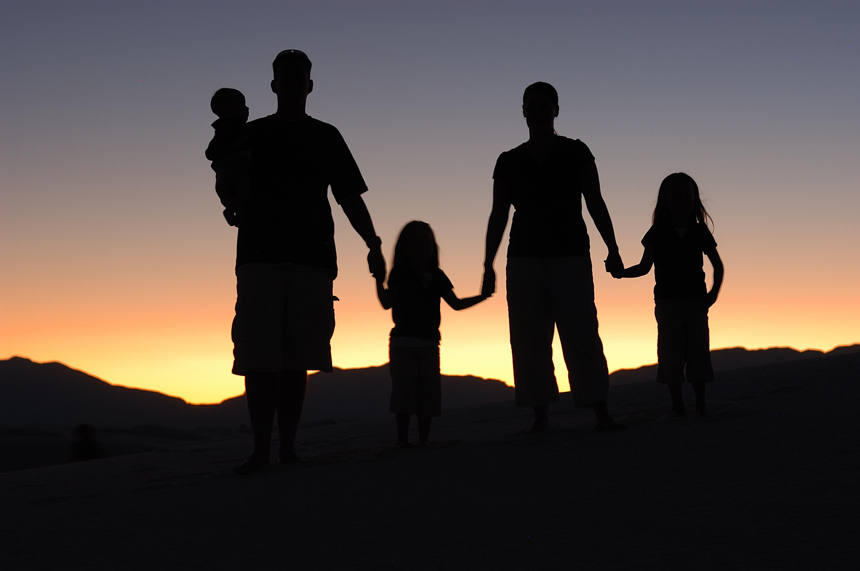 Family Silouhette