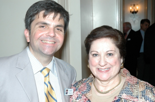 Mark Tooley and Janice Crouse