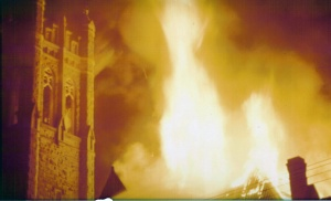 Coptic and other Christian churches under siege in Egypt.