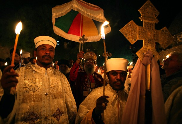 Ethiopian Lutherans Break with the Evangelical Lutheran Church in