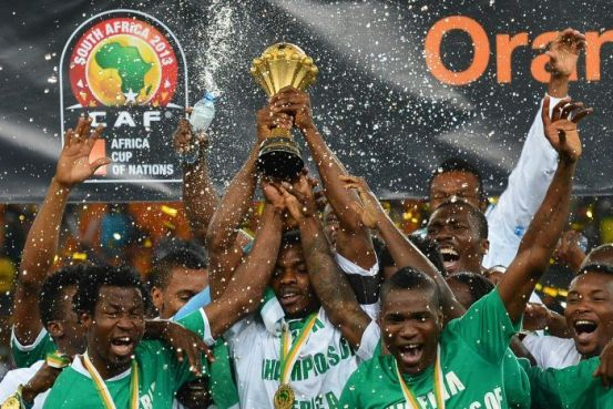 Nigeria African Cup of Nations