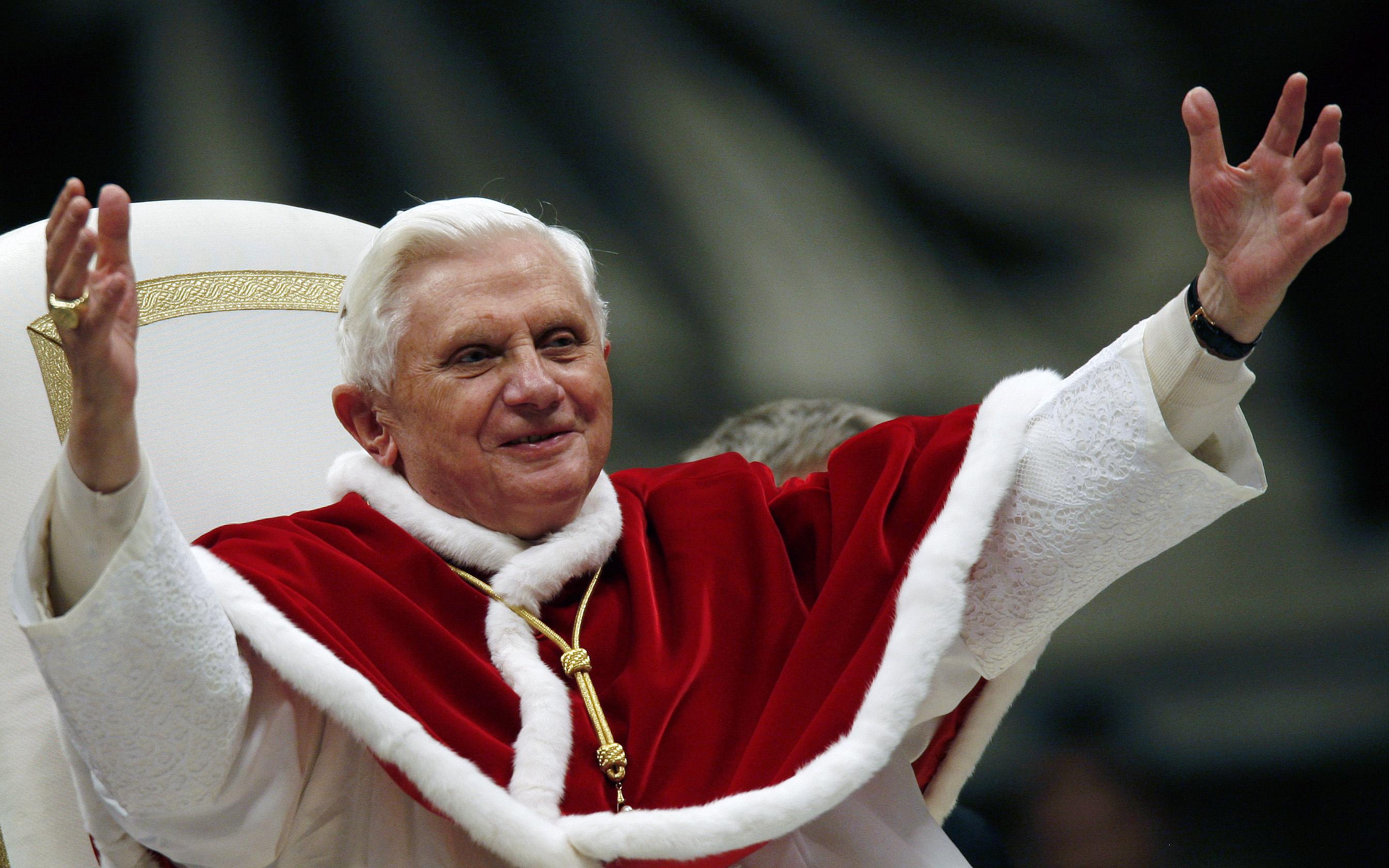 (Photo credit: Pope Benedict XVI)