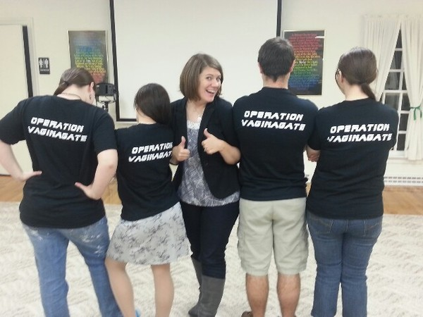 Rachel Held Evans Operation Vaginagate shirts