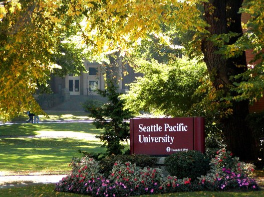 Photo credit: Seattle Pacific University