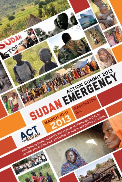 Sudan summit-flyer