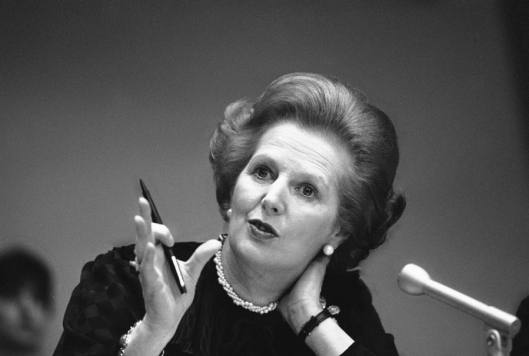 Margaret Thatcher was Prime Minister of the United Kingdom from 1979 to 1990. (Photo credit: Margaret Thatcher)