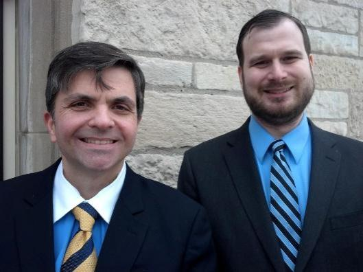 Mark Tooley and John Lomperis