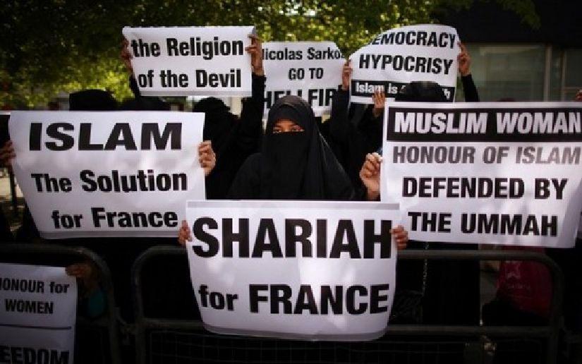 Shariah France Islam