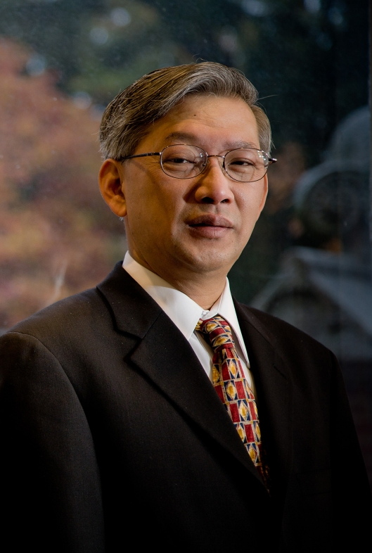 Rev. Dr. Kah-Jin Jeffrey Kuan (Photo credit: Claremont School of Theology)