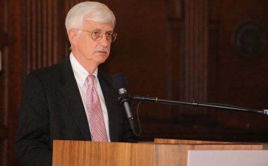 Dr. Thomas Farr at Georgetown University (Photo Credit: Georgetown University)