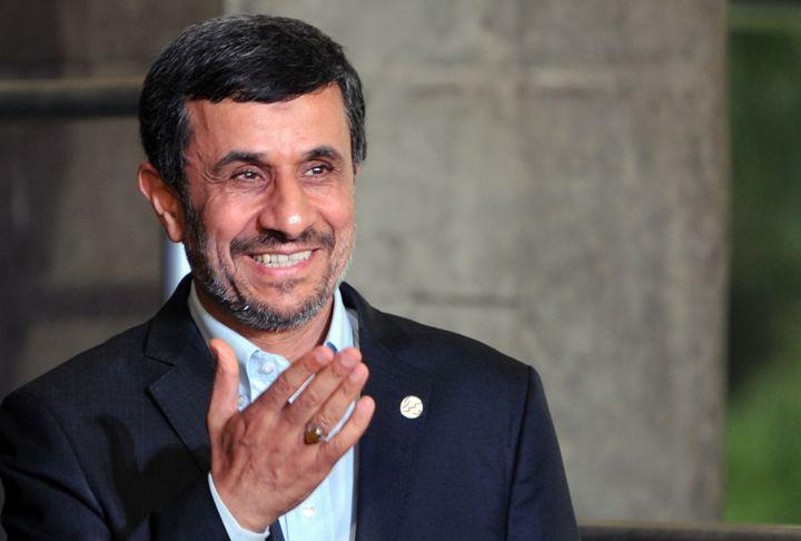 ahmadinejad Iran president