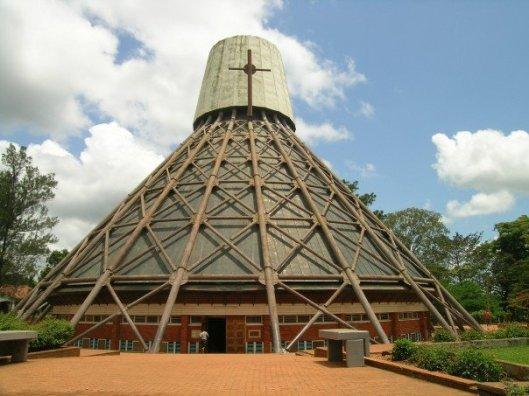 Shrine to the Martyrs of Uganda, Namugongo (Photo credit: Episcopal Church of the Holy Spirit, Waco, TX)