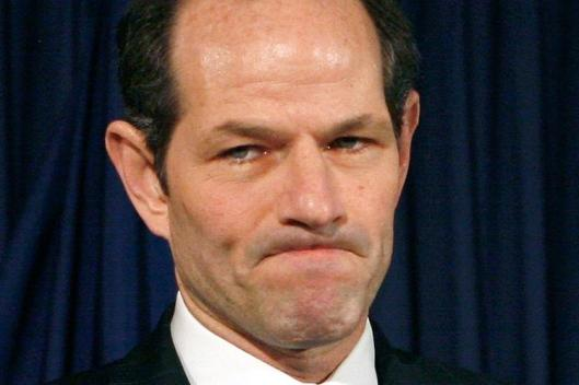 Resurgent? Former New York Governor Eliot Spitzer's return to public life makes him the latest in a string of discredited officials seeking both forgiveness and political office. (Photo credit: Salon.com)