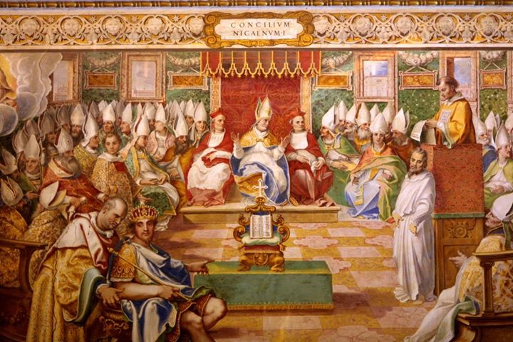 The Council of Nicea (Photo Credit: Facebook)